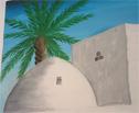 Exposition des tableaux de peinture du  Club des Arts Plastiques