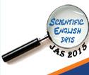 Les premières journées d'anglais scientifique - JAS'2015