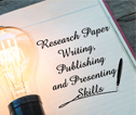 Conférence sur les techniques de rédaction d'un article scientifique en anglais - WPP2017